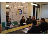 Состоялось совещание по вопросу реализации информационного взаимодействия между ЕНИС и ИС ЕНПФ