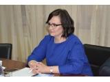 Состоялась деловая встреча Председателя Республиканской нотариальной палаты Асель Жанабиловой с членом Правления Белорусской нотариальной палаты Светланой Беловой