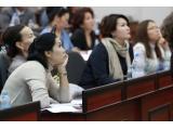 В Астане состоялись курсы повышения квалификации нотариусов, занимающихся частной практикой